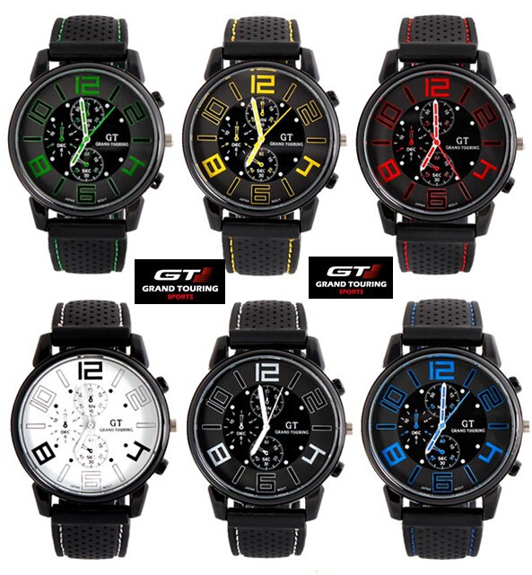 GT Sport Watch Men Fashion